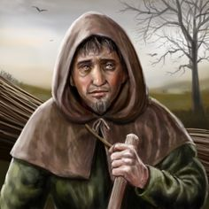 Male Peasant by dashinvaine.deviantart.com on @DeviantArt