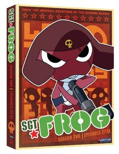 Sgt. Frog: Season 2 Funimation