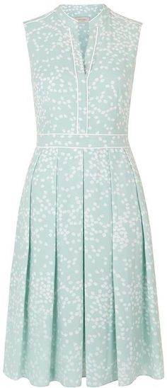 Hobbs London Alma Dress For middy Simple Dresses, Pretty Dresses, Summer Dresses, Modest Fashion, Fashion Dresses, Dress Skirt, Dress Up, Dress Casual, African Dress