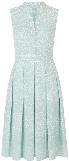 Hobbs London Alma Dress For middy Simple Dresses, Pretty Dresses, Summer Dresses, Modest Fashion, Fashion Dresses, Dress Skirt, Dress Up, Dress Casual, Business Dresses