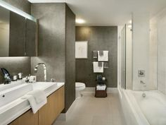 Modern Bathroom Designs: Pictures, Ideas, Tips & Options : Rooms : Home & Garden Television