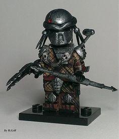 Predator Custom Minifigure By R Goff