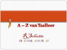 A – Z van Taalleer R Schutte.> Afrikaans, Words, Horse