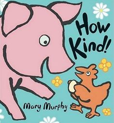 We truly believe that small acts of kindness can change the world! These books help children understand that everyone can make a difference, even them.