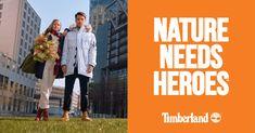 Timberland Nature Needs Heroes