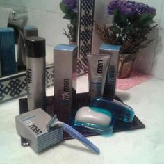 MK MEN. As a Mary Kay beauty consultant I can help you, please let me know what you would like or need. www.marykay.com/mgoodman10005