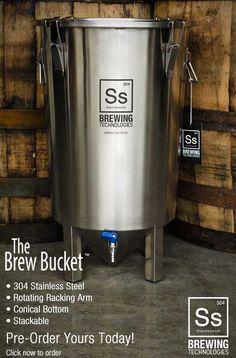 Homebrew Finds: SS Brewing Technologies Fermenter Pre-Sale!
