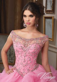 Mori Lee Quinceanera Dress Style 89110