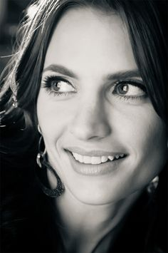 Stana Katic--Beckett in Castle & 2014 People's Choice Award winner for Favorite Dramatic Actress, TV!!! <3