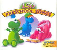Various - 150 Preschool Songs                                                                                                                                                      More