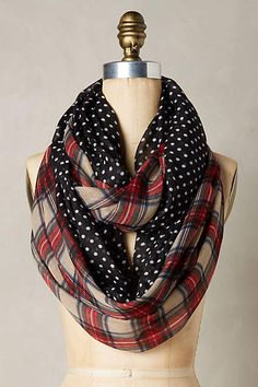 Galerne Infinity Scarf - anthropologie.com