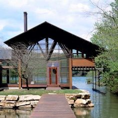 lake austin house by LAKE FLATO by chris