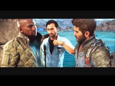 Just Cause 3 PS4 indir