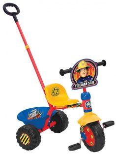 Kids Ride On Toys, Kids Toys, Fireman Sam, Blow Molding, Playroom, Argos, Norman, Stability, Yellow