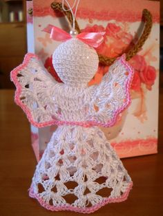 Crochet Angels for All Occasions Baby Shower por MartaCarlin
