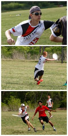 Ultimate Frisbee, 7 reasons to play