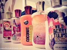 bath and body works.♡