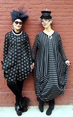 Idiosyncratic Fashionistas---polka dots!!