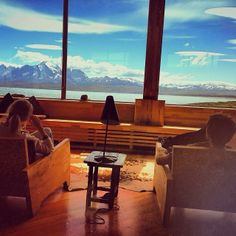 Nothing like a room with a view -- this one's from the Hotel Tierra in Patagonia, #Chile. Photo courtesy of jackieklein12 on Instagram.