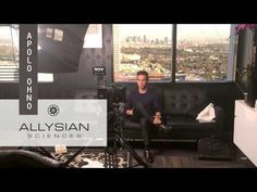 [AUDIO] Apolo Ohno Shares His Passion for Allysian Sciences