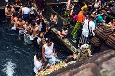 Tirta Empul temppeli / Ubud, Bali