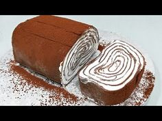 Crepes, Sweet Cakes, Something Sweet, Appetizers For Party, Gelato, No Bake Cake, Cake Recipes, Food And Drink, Yummy Food
