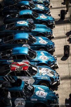 Relive the 2016 Tour Auto in these 111 breathtaking images Maserati, Ferrari, Lamborghini, Alpine Renault, Renault Sport, Porsche, Audi, Auto Retro, Retro Cars