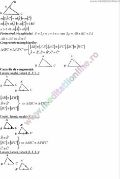 Formule matematica gimnaziu 5 8 Formule si teorie Geometrie plana si in spatiu si Trigonometrie pagina 3 Lavender Tattoo, Cool Anime Guys, Desktop, Chart, Science, Map, Education, School, Geometry