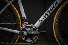 It absolutely flew around the Paris-Roubaix boasting a phenomenal 5 of the top 10 spots, as well as the win. The S-works Roubaix really is one of the best one day road bikes we've ever seen. It looks like a Tarmac, can be set up the same, but can attack the cobbles like a Roubaix.