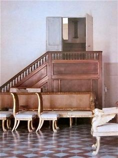 Cy Twombly's House in Rome – Artemisia