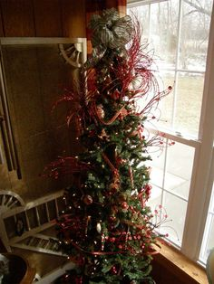 pencil tree pencil christmas treeslim christmas treedecorated