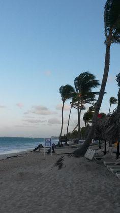 Atardecer en Punta Cana @BahiaPrincipe