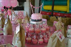 Barbie Party Decor