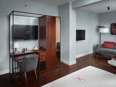 Axiom hotel by Stonehill & Taylor, San Francisco – California » Retail Design Blog