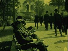 Here's Video of Downtown's Pershing Square as It Was in 1916 - Video Interlude - Curbed LA
