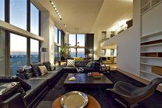 Penthouse Apartment by Pitsou Kedem, Tel Aviv