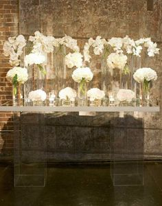 Featured Photographer: Jeremy Harwell Photography; Wedding reception decor idea.