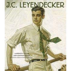 Leyendecker and his Arrow Collar husband of 49 years