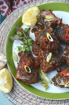 Spicy Recipes, Asian Recipes, Ethnic Recipes, Asian Kitchen, Indonesian Food, Indonesian Recipes, Chinese Food, Tandoori Chicken, Risotto
