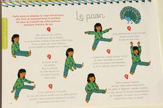 Yoga For Relaxation Yoga Bebe, Sensory Activities, Activities For Kids, Baby Yoga, Chair Yoga, Brain Gym, Kids Pages, Relaxing Yoga, Yoga For Kids