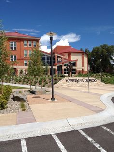 Gunnison, Colorado Western State Colorado University...my new school as of July 2013...I love it already