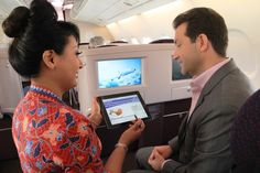 Malaysia Airlines latest to arm cabin crew with iPads