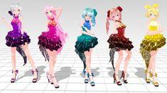 Tda AION BardAmelie by FujiwaraNoSuisen.deviantart.com on @DeviantArt