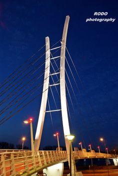 Most Przez ul .Baraniaka Poznań ,Malta
