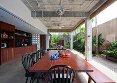 Cool for a lounge and kitchen extension into garden