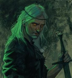 The Witcher Books, The Witcher Game, The Witcher Geralt, Witcher Art, Ciri, Fantasy Concept Art, Dark Fantasy, Fantasy Art, Skyrim Concept Art