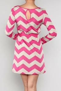 Obsessed with this cheveron dress! Just got it in at work! $45.95
