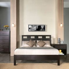 How funny, I dig the Riva bed i-need-ideas-for-a-bedroom-makeover