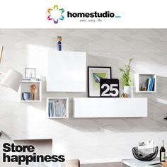 Your home is a treasure trove of memories. Give them a deserving place with our storage units. No matter what your need, you will find the right fit with us. Visit http://homestudio.com/storage-furniture.html for the entire range of storage units. #storage #homestudio #roomfurniture