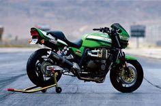 Supercharged Kawasaki ZRX1200